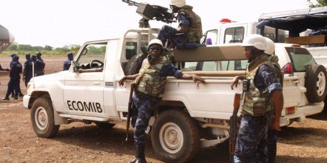 Guinée Bissau: retrait du contingent sénégalais
