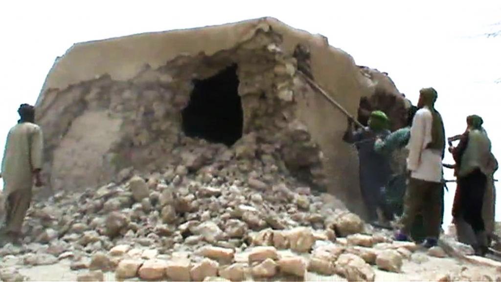 Les destructions de Tombouctou, un crime de guerre aux yeux de la CPI