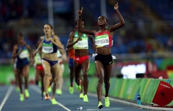 JO Rio 2016: Les Etats-Unis finissent en tête, le Kenya 15e