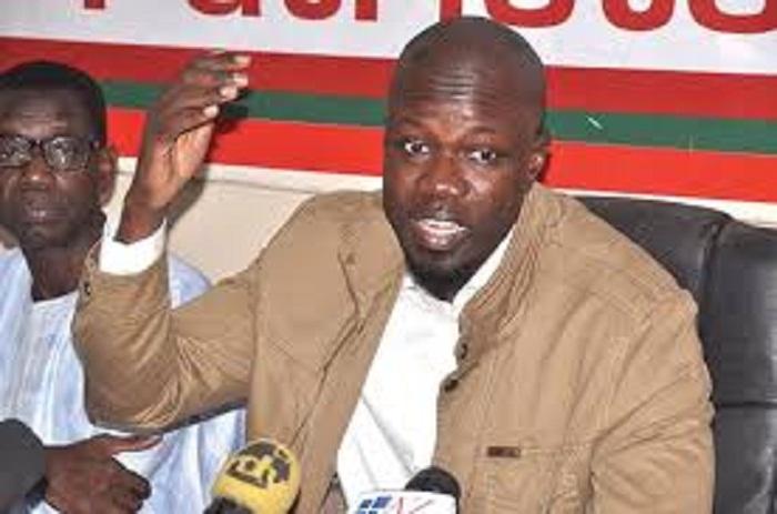 «Même le président de la République ne peut pas me radier», déclare Ousmane Sonko