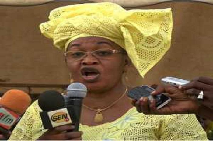 BBY - PDS: Aida Mbodji qualifie l'ancien ministre Pape Diouf de traître et de dealer
