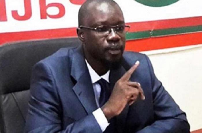Tension entre Ousmane Sonko et le juge: la séance suspendue