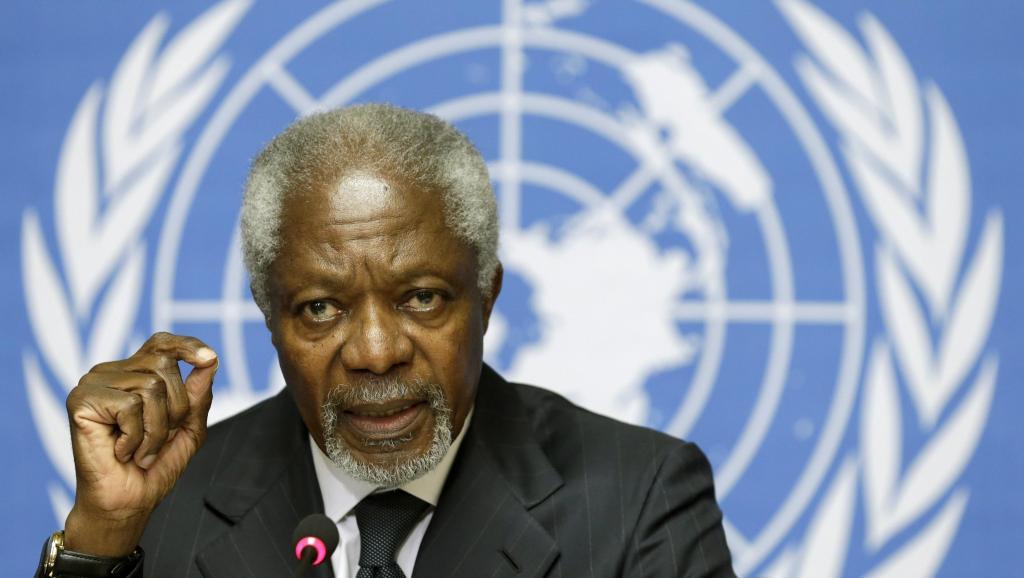 Birmanie: Aung San Suu Kyi charge Kofi Annan de la conseiller sur les Rohingyas