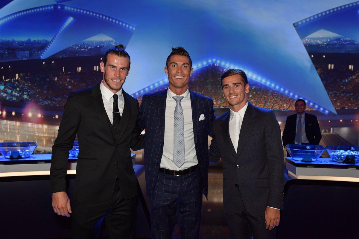 Cristiano Ronaldo joueur UEFA de la saison 2015/16 !