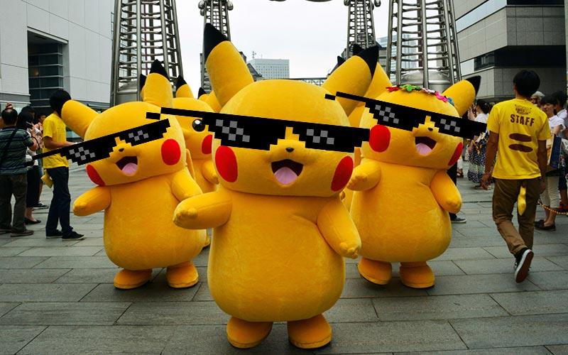 Pokémon Go - plus qu'un jeu, un phénomène touristique