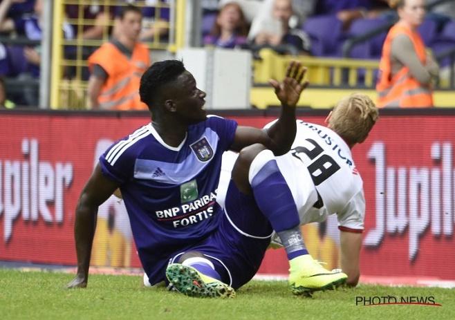 Anderlecht: Kara sur le départ vers la Premier League ?