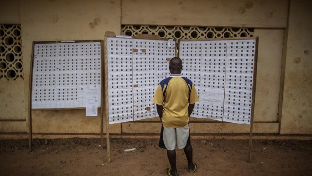 Présidentielle au Gabon: «A voté!»