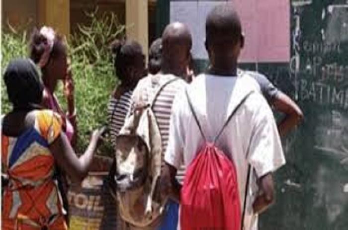 Résultats du CFEE 2016 : Dakar arrive en tête avec un taux de réussite de 58,30 pour cents d'admis