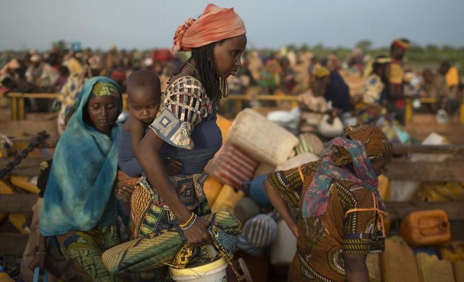Les réfugiés centrafricains encore nombreux au Mali