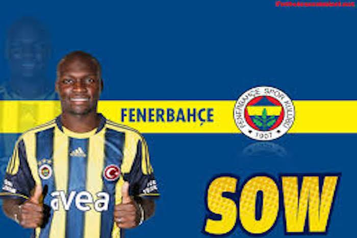 Officiel : Moussa Sow à Fenerbahçe !