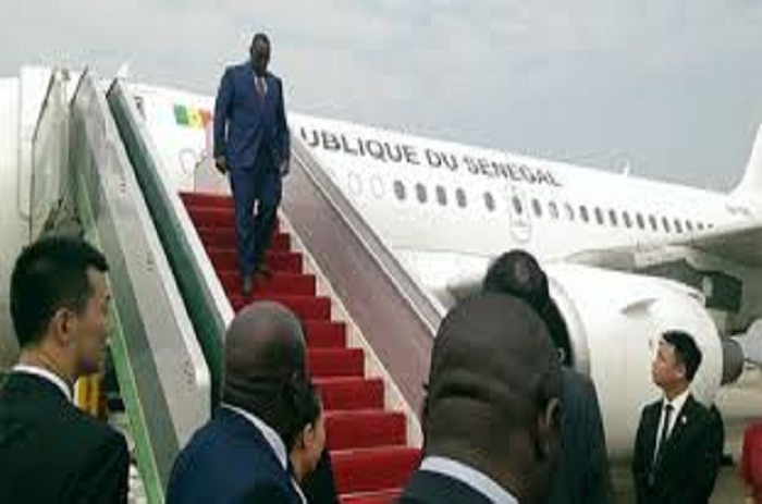 «Le HCCT marque un avancement démocratique», Macky Sall