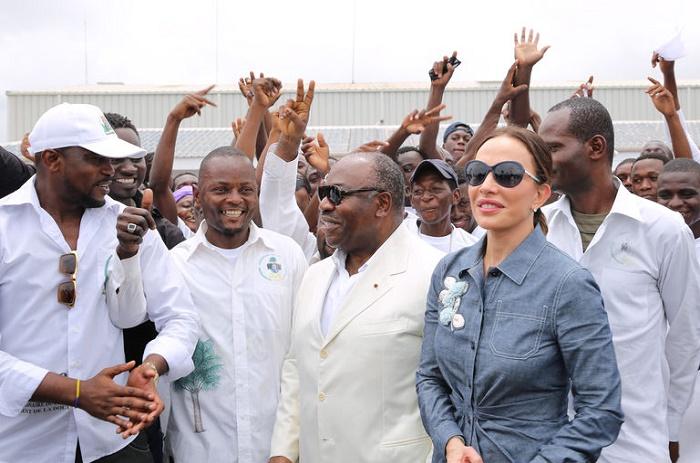 Gabon: Bongo vainqueur de la présidentielle avec 49,85%