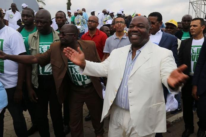 Gabon: les internautes se déchaînent après l'annonce de la victoire d'Ali Bongo