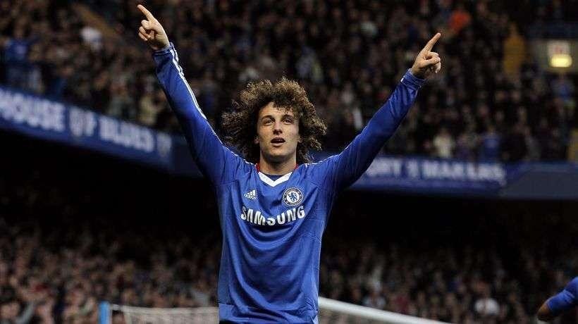 Chelsea : les premiers mots de David Luiz