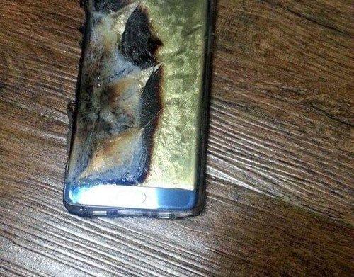 Le Galaxy Note 7: un smartphone explosif ?