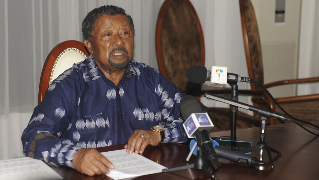Présidentielle au Gabon: «Le président, c'est moi», affirme Jean Ping