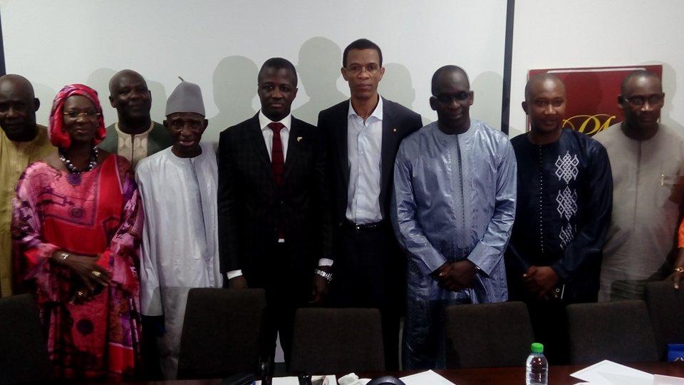 Election HCCT : «Si on ne gagne pas…», Abdoulaye Diouf Sarr