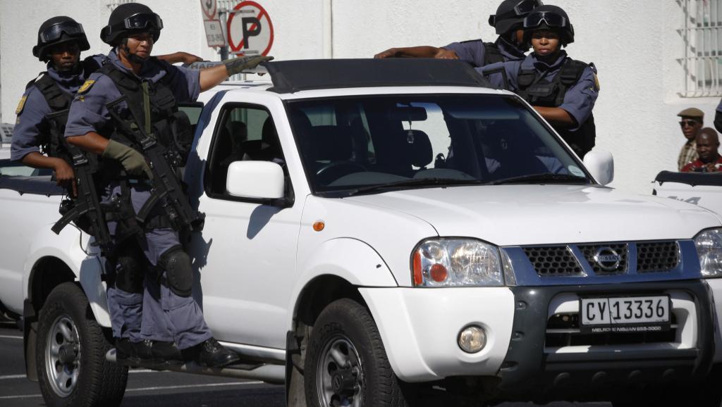 Les mauvais chiffres de la criminalité sud-africaine