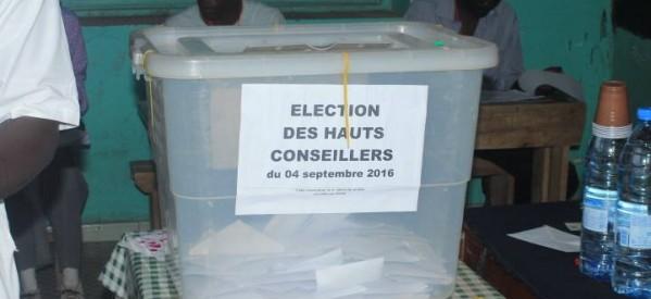 Dakar-Hcct : près de la moitié des électeurs a voté