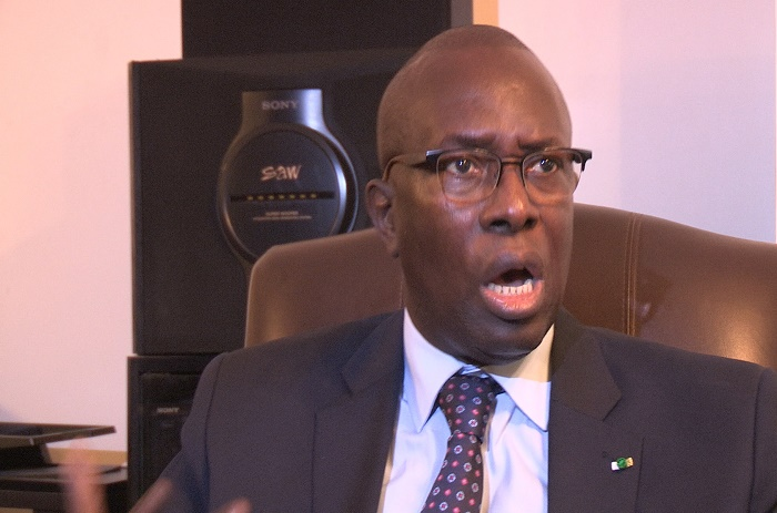 Radiation de Ousmane Sonko : Souleymane Ndéné Ndiaye assène ses vérités