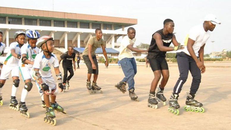 Le Sénégal remporte le premier championnat ouest-africain de Roller Sports