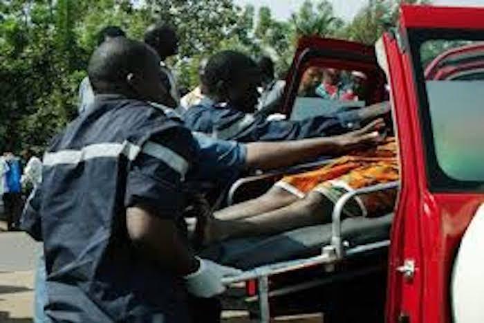 Grave accident à Mboss : Bilan 1 mort et plusieurs blessés.