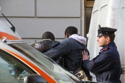 Italie: un Sans-papiers Sénégalais arrêté pour trafic de drogue