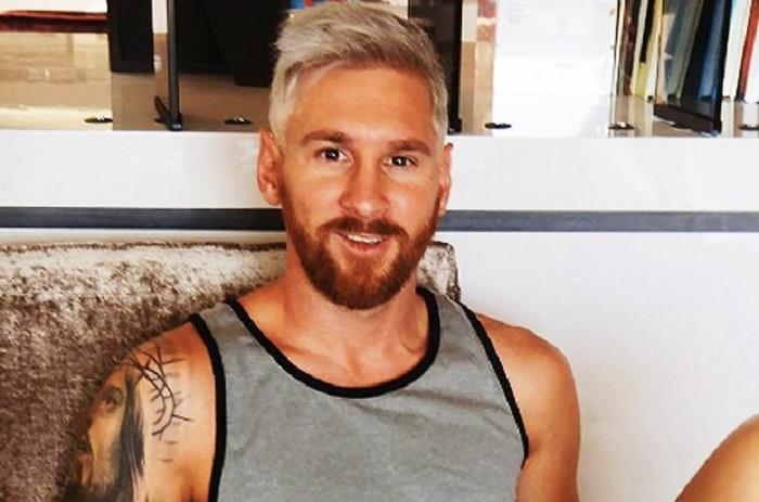 Blond péroxydé, Lionel Messi veut repartir de zéro