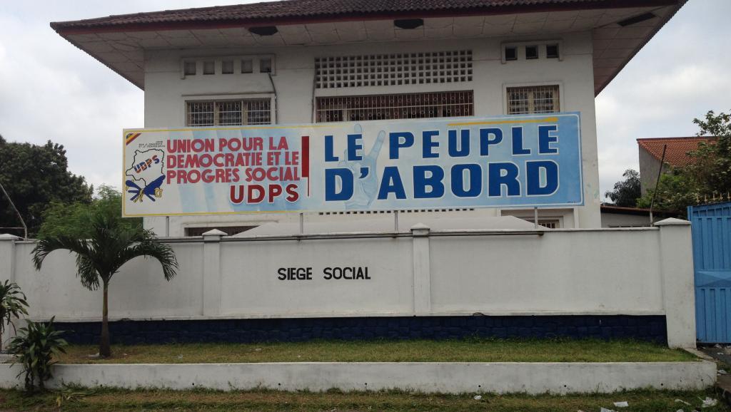 RDC: la police déployée devant le siège du parti de l'opposition UDPS