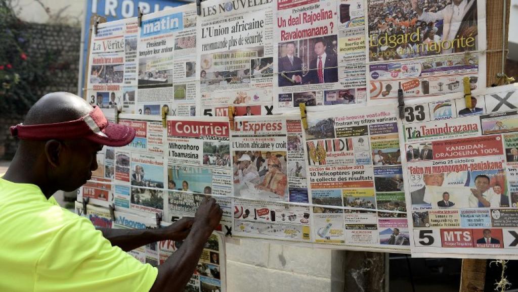 Madagascar: le baromètre des médias dévoile une situation en déclin