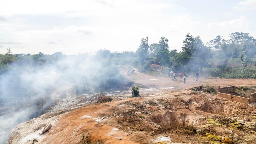 Explosion d'une décharge au Bénin: les citoyens se mobilisent