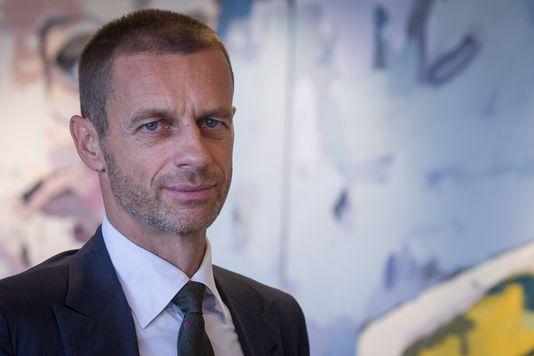 UEFA : Aleksander Ceferin succède à Michel Platini