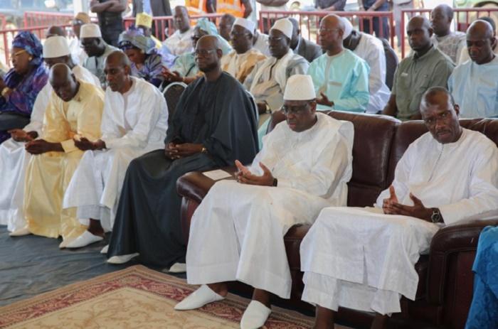 Rufisque : Macky invite les hommes politiques à se référer à Mbaye Jacques Diop