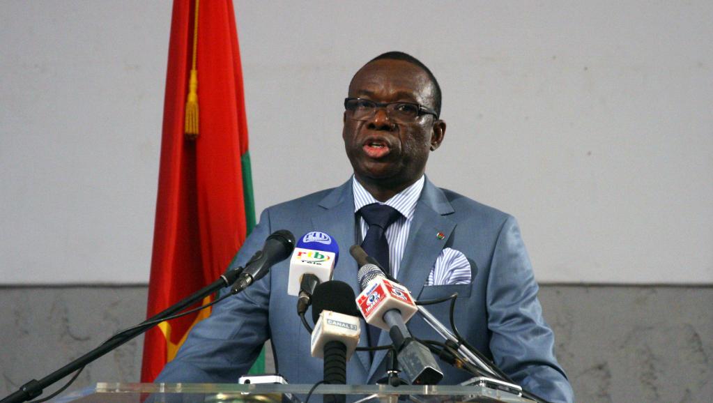 Arrestation et inculpation de l'ex-Premier ministre burkinabè Luc-Adolphe Tiao