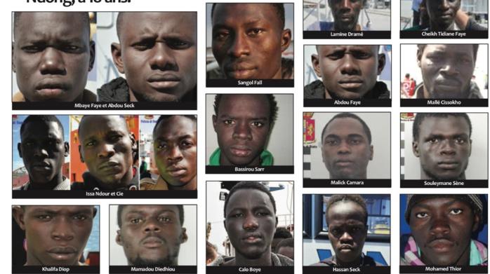 Une centaine de passeurs sénégalais écroués en Italie pour trafic d'êtres humains