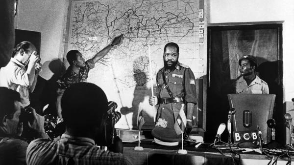 Odumegwu Emeka Ojukwu, la fin du Biafra