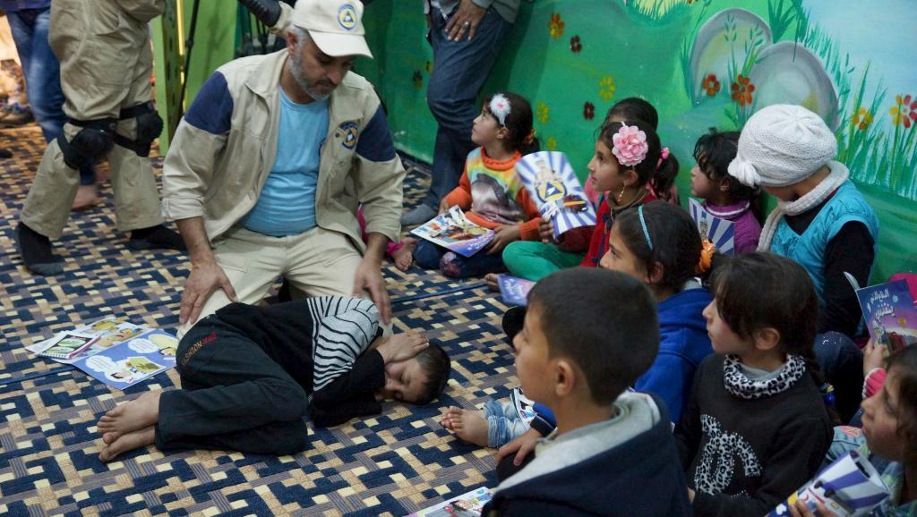 Trêve en Syrie: le ton monte entre Américains et Russes