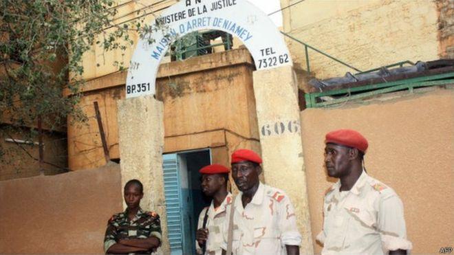 Niger: Soumana Sande est sorti de prison