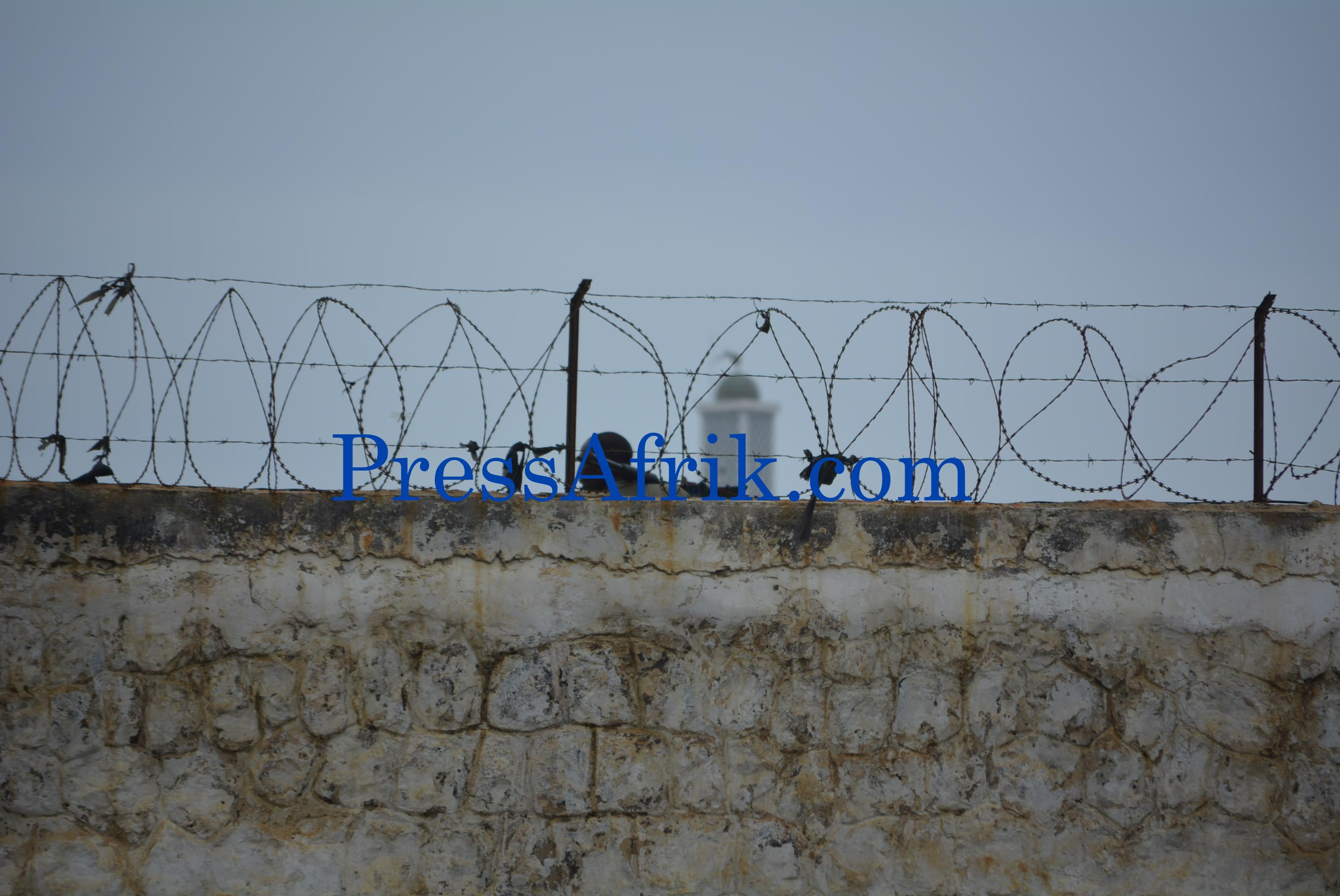 Prison de Rebeuss: Un mort et des blessés, omerta des autorités pénitentiaires (mise à jour)