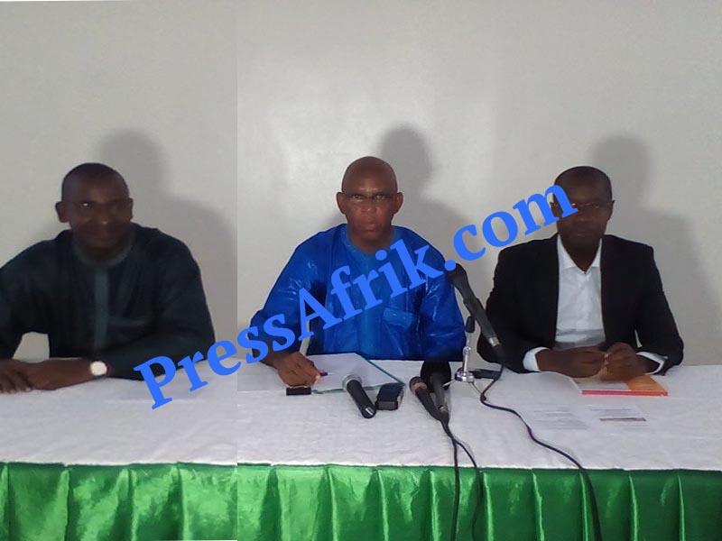 """Naufrage du """"Joola"""" - Le comité d'initiative tire sur l'Etat: """"Manque de volonté politique et de considération..."""""""