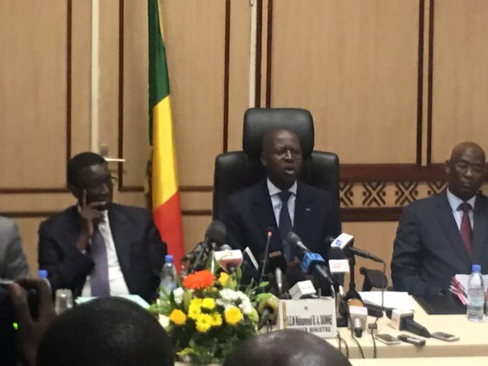 Contrats pétroliers: Mouhammad Dionne ordonne la publication de tous les contrats signés par l'Etat