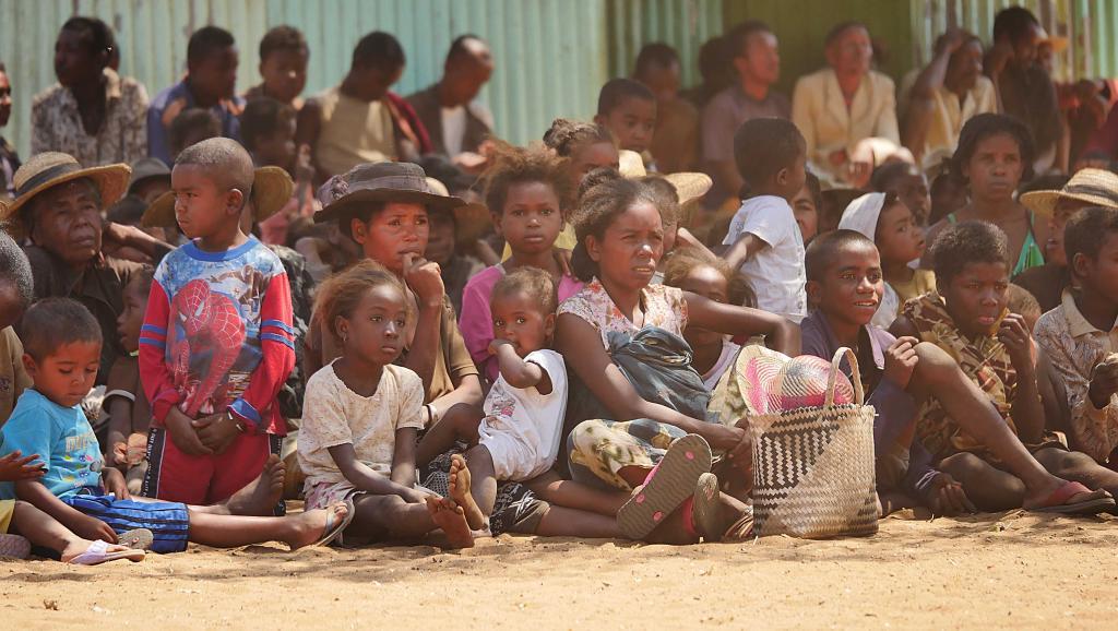 Madagascar: les agriculteurs s'adaptent pour lutter contre la sécheresse
