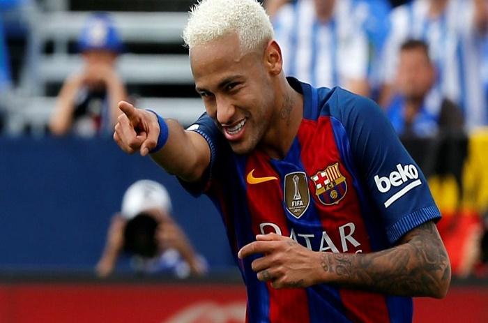 Neymar agace (aussi) ses partenaires