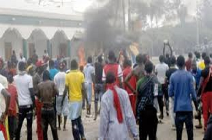 Saint Louis-Les populations de Nguet-Ndar s'opposent à la démolition de deux mosquées