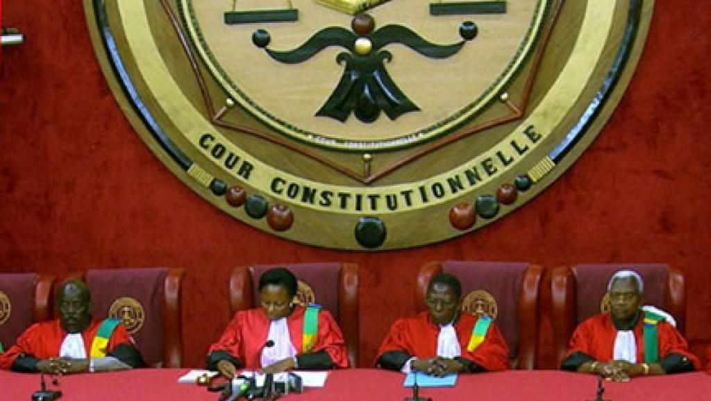 Gabon: décompte terminé à la Cour constitutionnelle, l'heure du verdict approche