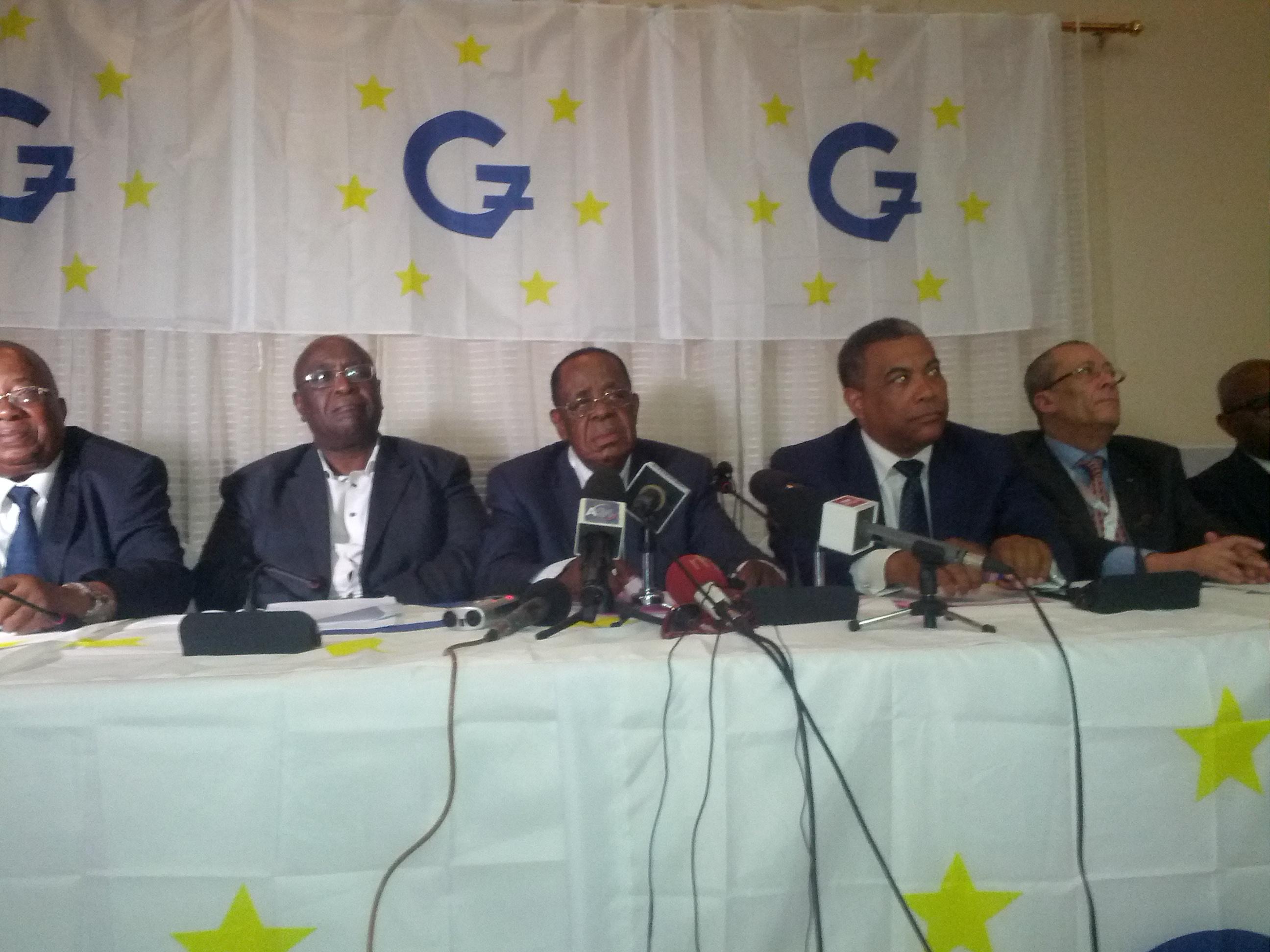 Le G7 fustige les «brutalités policières» et appelle à un «véritable dialogue»