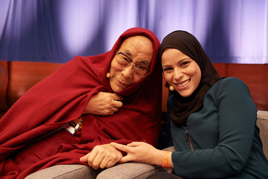 Le Dalaï-lama défend l'islam et toutes les religions