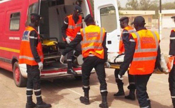Collision entre 2 voitures à Sagata : Bilan 2 morts et de nombreux blessés