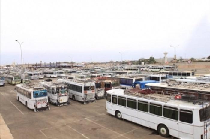 Mbacké : polémique autour de la gestion de la gare routière