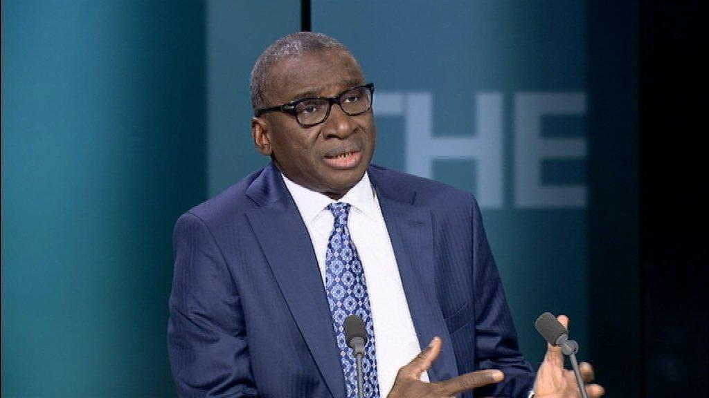 Me Sidiki Kaba: «Il ne m'arrivera jamais de menacer quelqu'un»
